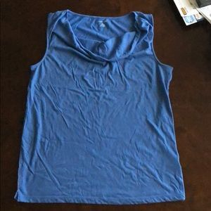 Slouchy Neck Tank